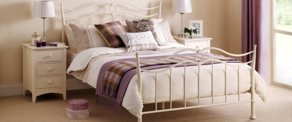 Love our beds & bedroom furniture prices this October at Craig's.... ALL Beds Massively Reduced!